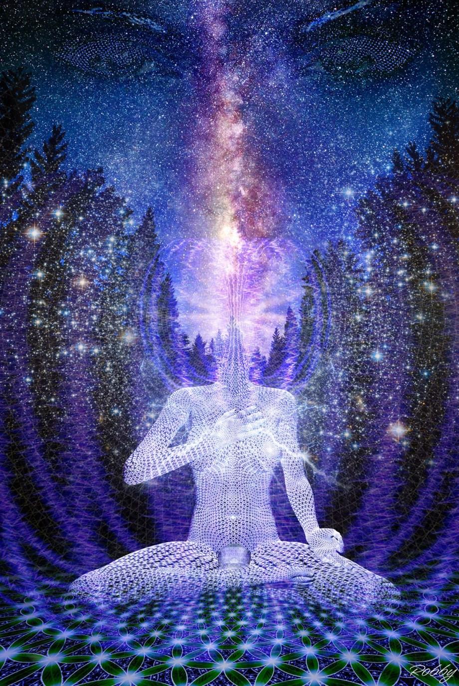Milky-Way-mind-alignment